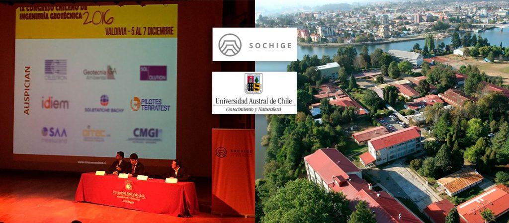 Congreso Chileno de Ingeniería Geotécnica