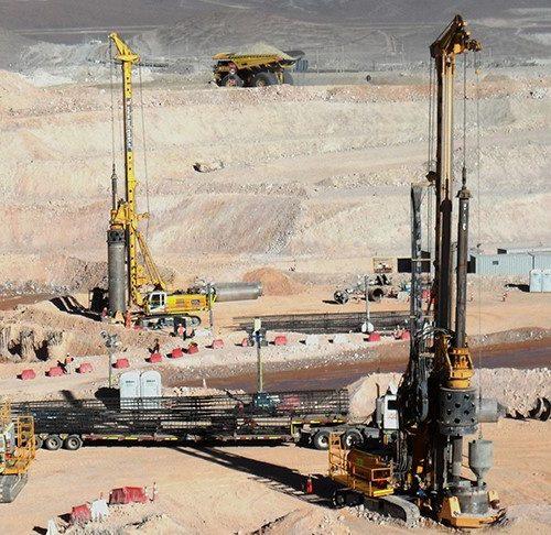 Fundación Chancadores Gran Minería