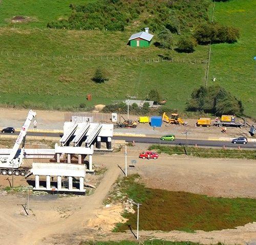 Paso Ramadillas Ruta 160, Coronel, Chile