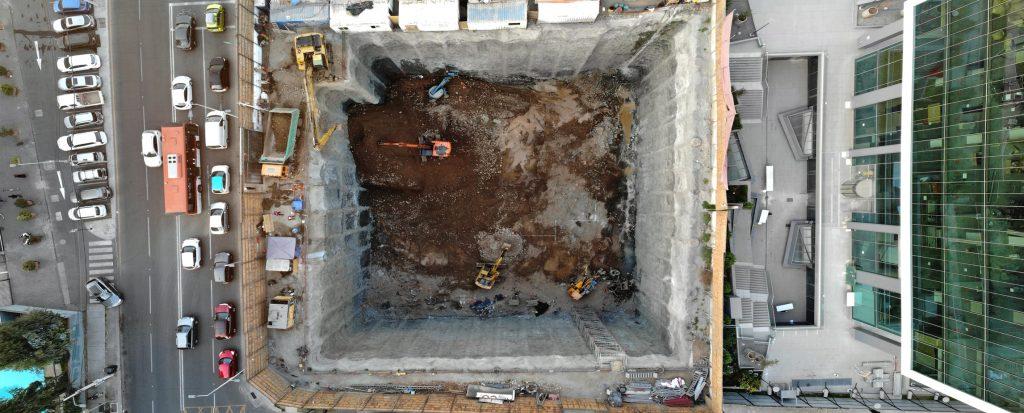 Contención de Excavaciones Llave en Mano